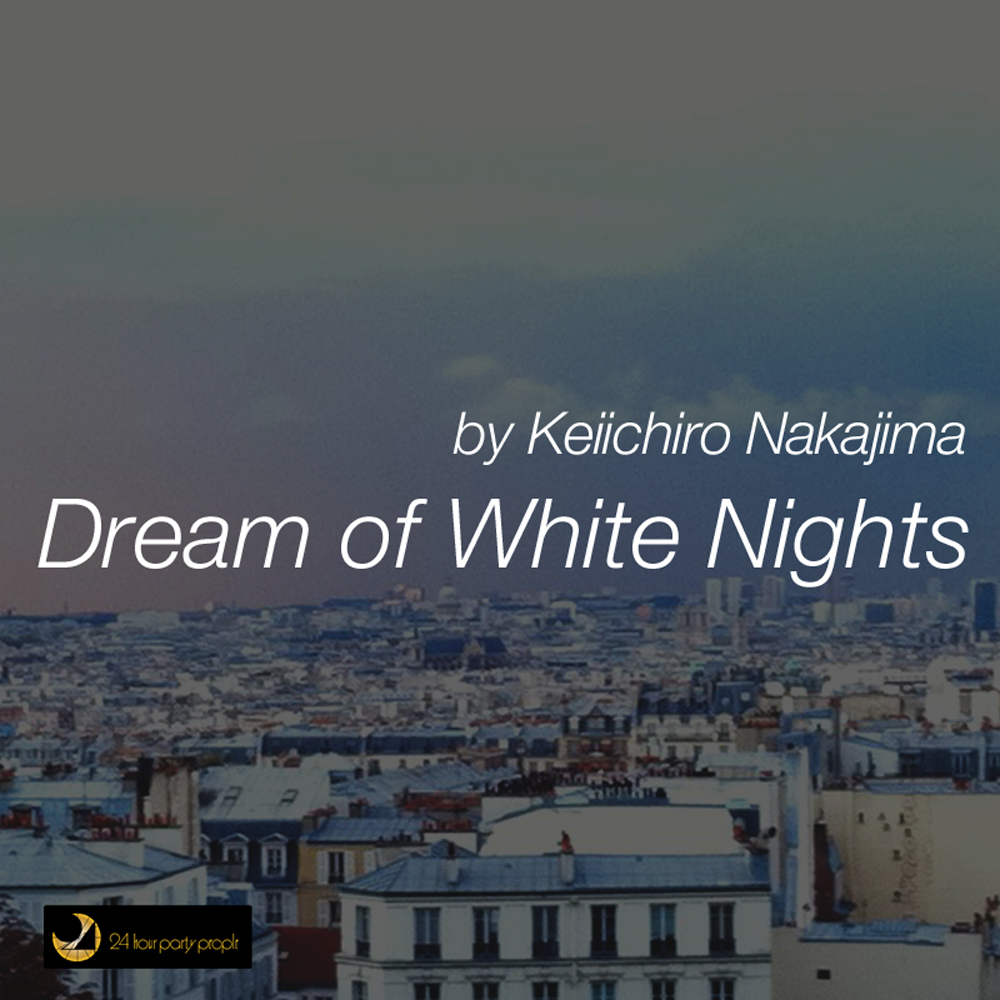 Dream of White Nights by Keiichiro Nakajima